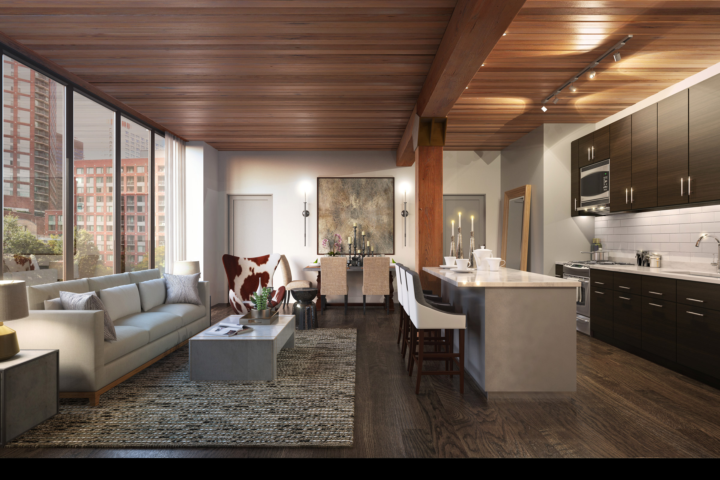 CHICAGO LOFT DEVELOPMENT
